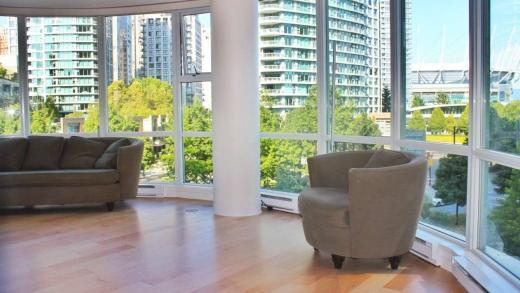 506 - 193 Aquarius Mews, Yaletown, Vancouver West